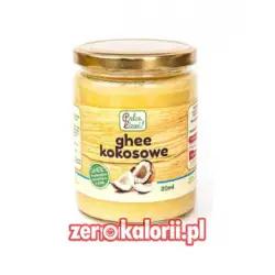 Masło Kokosowe Ghee 220ml, Palce Lizać