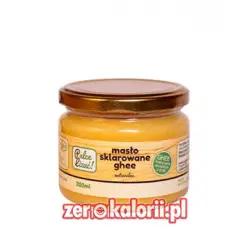 Masło Sklarowane Ghee naturalne 220ml, Palce Lizać