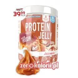 Protein Jelly SŁONY KARMEL 500g, AllNutrition Delicious Line