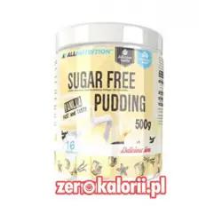 Sugar Free Protein Pudding WANILIA 500g, AllNutrition