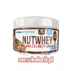 NutWhey Hazelnut Choco 500g - Krem Czekoladowy z orzechami AllNutrition
