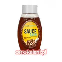 Syrop Sauce Zero MILKY-CHOCO BALLS, AllNutrition 450g