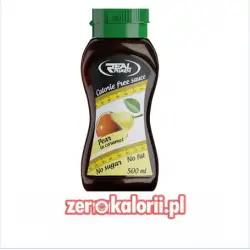Sos Gruszka w Karmelu 500ml, Real Pharm Pear in Caramel