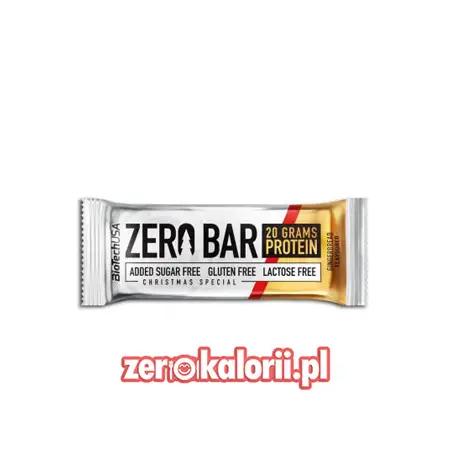 Zero Bar Biotech 50g - Gingerbread PIERNIK