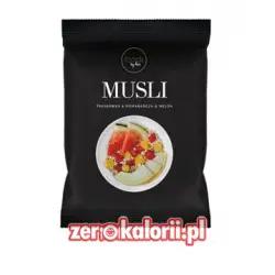 Musli Musli Truskawka & Pomarańcza & Melon 50g - Foods by Ann