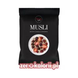 Musli Malina & Wiśnia & Truskawka 50g - Foods by Ann