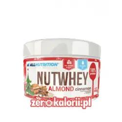 NutWhey Almond Cinnamon500g - Krem AllNutrition