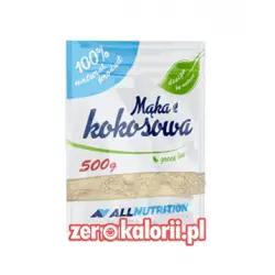 Mąka Kokosowa 500g, AllNutrition