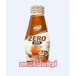 Baked Apple Zero Sauce 400ml, 6PAK Nutrition