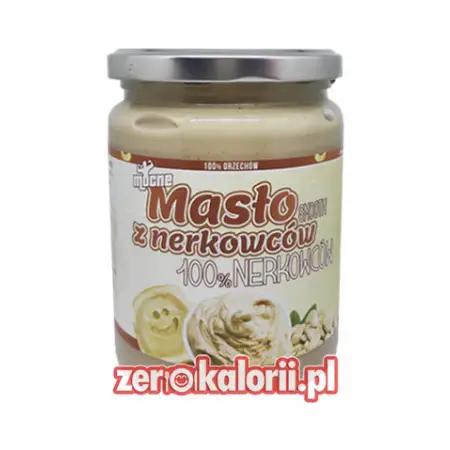 Mocne Masło z Nerkowców SMOOTH 500g 100% Nerkowców