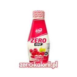 Raspberry Zero Sauce 400ml, 6PAK Nutrition