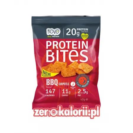 Chipsy Białkowe Protein Bites BBQ Chipotle