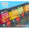 Chipsy Białkowe Protein Bites Novo 40g Sól Morska&Czarny Pieprz