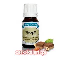 Aromat Funky Flavors Nougat - Nugatowy BEZ CUKRU I TŁUSZCZU