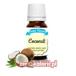 Aromat Funky Flavors Cocount - Kokosowy BEZ CUKRU I TŁUSZCZU