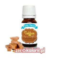 Aromat Funky Flavors Toffee - Tofi BEZ CUKRU I TŁUSZCZU