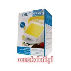 Pudding Białkowy Bananowy DIETI MEAL PRO