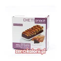 Baton Białkowy Czekoladowo - Karmelowy DIETI SNACK