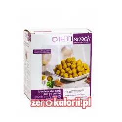 Chrupki Białkowe Czosnek - Zioła 50% białka DIETI SNACK