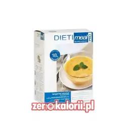 Pudding Kokos Mandarynka