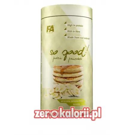 Białkowe Naleśniki Owsiane So Good! Pancakes 1000g banan