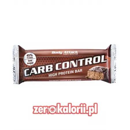Baton Białkowy Carb Control 45g białka Body Attack