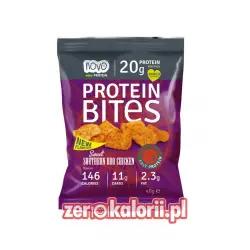 Southern BBQ Chicken Protein Bites Novo