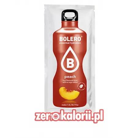 Bolero słodzony Stewią MIX w proszku - BRZOSKWINIA