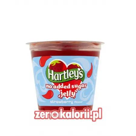 galaretka hartley's truskawka
