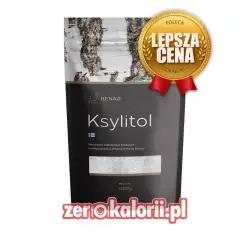 Ksylitol Brzozowy w Proszku 1200g Renar DoyPack PREMIUM