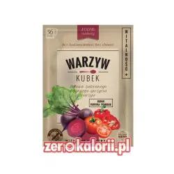Warzyw Kubek - WITALNOŚĆ saszetka 56kcal