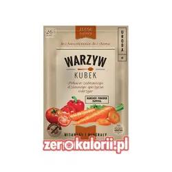 Warzyw Kubek - URODA saszetka 41kcal