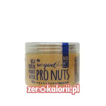 FA So good! Pro Nuts Butter 450g orange zesty