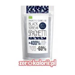 Organiczny Makaron z Czarnej Soi Diet Food 200g EKO BIO