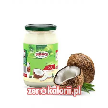 Olej Kokosowy 900ml BEZ ZAPACHOWY, TarGroch