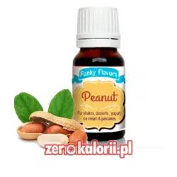 Aromat Funky Flavors Peanut - Orzeszki Ziemne BEZ CUKRU I TŁUSZCZU