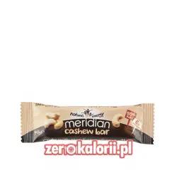Batonik z Nerkowców Meridian Cashew Bar 40g