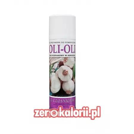 Olej w Spray'u Czosnkowy OLI-OLI