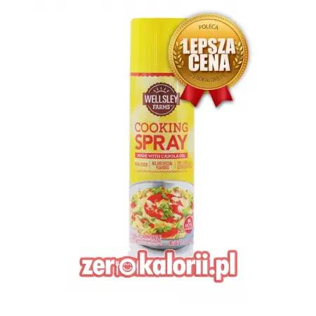 Olej w Spray'u do smażenia Wellsley 454g Cooking Spray