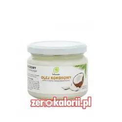 Intenson Olej Kokosowy 250ml Rafinowany EKO BIO