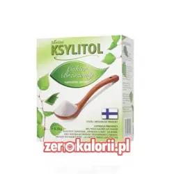 Ksylitol Fiński Saniti 500g Cukier Brzowoy