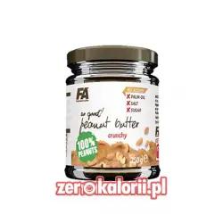 Masło Orzechowe Crunchy FA 250g